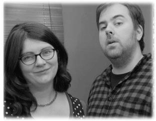 Dave & Nell Thomas aka MrsandMrThomas