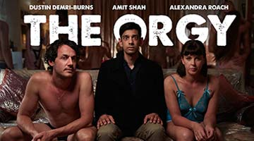 Shore Scripts are proud to announce star-studded new short film 'The Orgy'