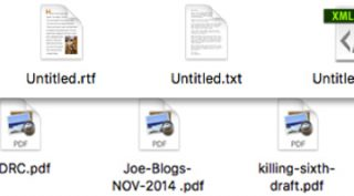 Why Agents and Producers Aren't Reading Your Screenplay – File Types