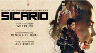 Going deep inside the underbelly of Sicario