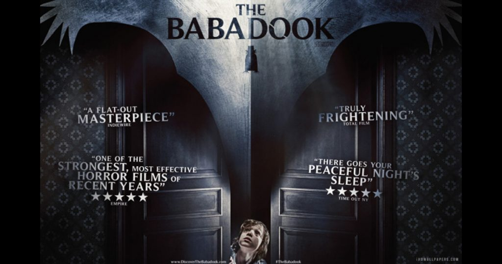 The Babadook screenwriting film