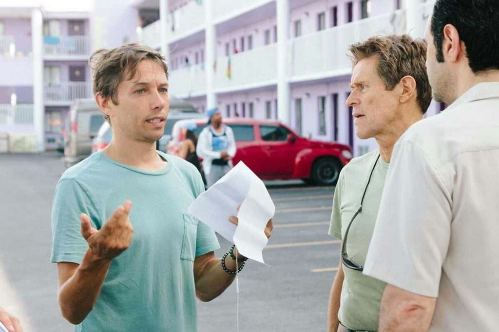 The Florida Project and Sean Baker (https://theplaylist.net)