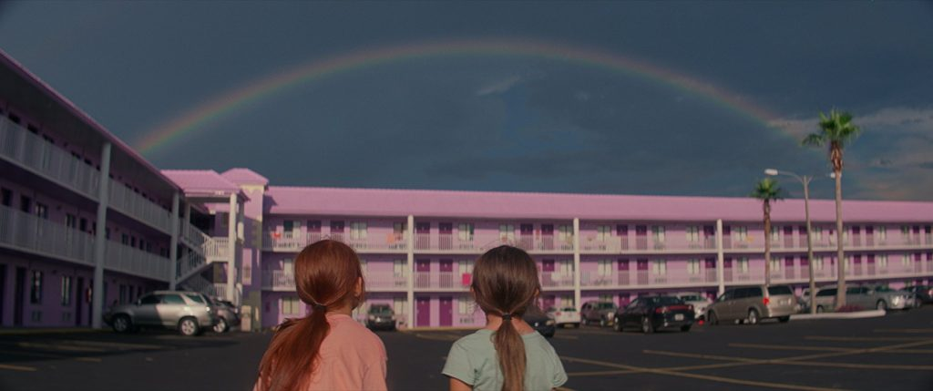 """The Florida Project"" A24"