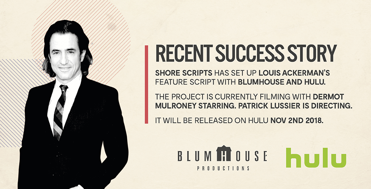 Shore takes Winning Screenwriter to Blumhouse - Forum Topic View