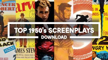 READ THE BEST SCREENPLAYS FROM THE 1950's